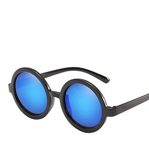 Gafas Gafas de Mujer Marco de Hombre Axiba príncipe creativos Retro Regalos de K Redondo Cine Color Universal Gafas Sol de Sol Sol qwaYS
