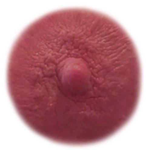 (Tata Tattoos Temporary Realistic Nipple/Areola Tattoos Olive 5 Pack (10)