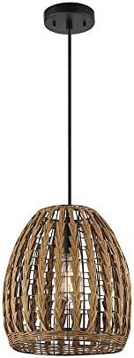 Globe Electric Novogratz x Globe Marlow 1 Pendant Light