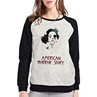 Moletom Raglan Feminino Mescla American Horror Story Freak Show ES_125