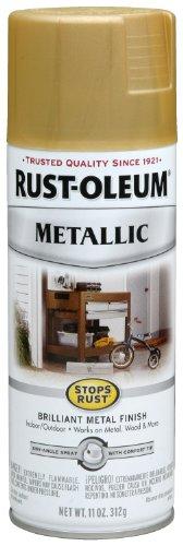 Rust Oleum 7270830 Stops Metallic 11 Ounce