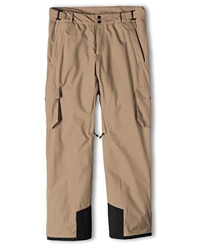 - Chamonix Magnieu Stretch Cargo Snowboard Pants Khaki Mens Sz M
