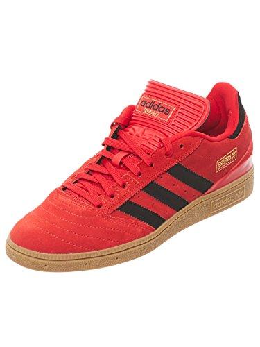 da Gum4 Busenitz Adidas uomo Negbas escarl skateboard Scarpe rosso gEnwP