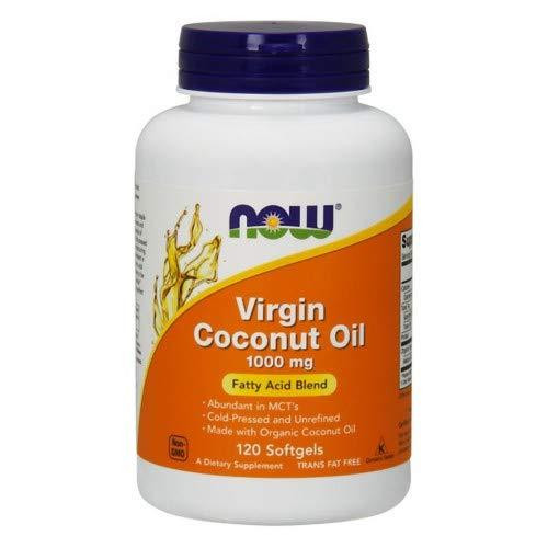 Now Foods Virgin Coconut 1000
