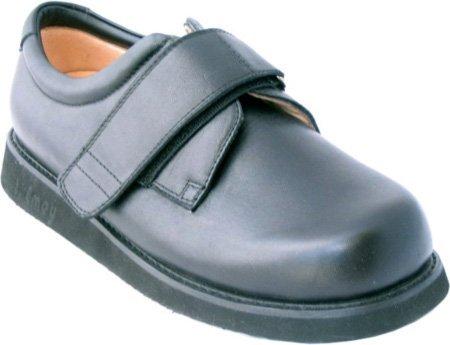 Mt. Emey Men's 502 Orthotic Shoes,Black,13 9E