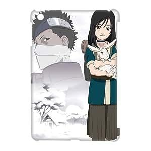 ePcase Momochi Zabuza and Haku from Naruto Design 3D-printed Hard Case Cover for Apple iPad Mini