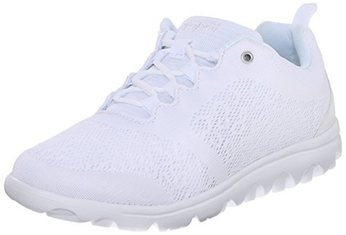Propét Women's TravelActiv White buy cheap discounts free shipping buy clearance from china pre order for sale N7o0ND