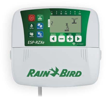 Programmatore Irrigazione Rain Bird Rzxe 6 Zone Da Interno Con Predisposizione Wifi