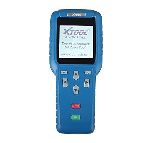 autos-family Xtool original X300 Plus X300 + Auto clave programador con función especial: Amazon.es: Coche y moto