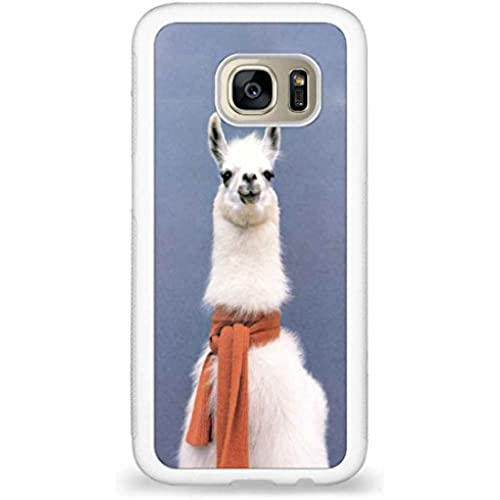Customized Cute Alpaca back phone cases for Samsung Galaxy S7 Sales