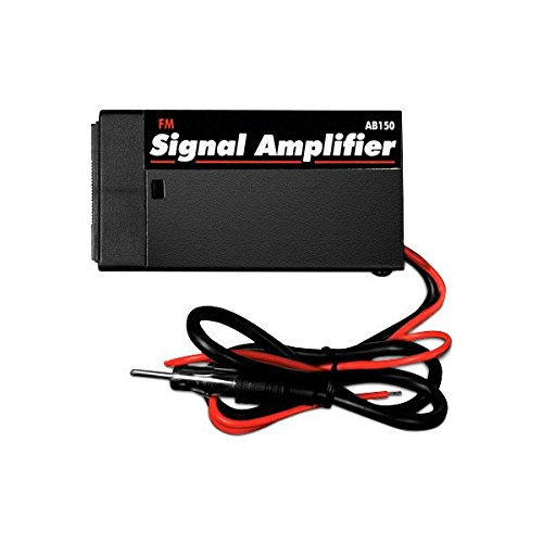 Auto Antenna Booster - Car Boat RV Radio Stereo FM AM Antenna Signal Booster Amplifier