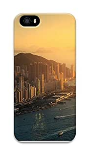 Case For Sam Sung Galaxy S5 Cover Hong Kong Sunrise 3D Custom Case For Sam Sung Galaxy S5 Cover