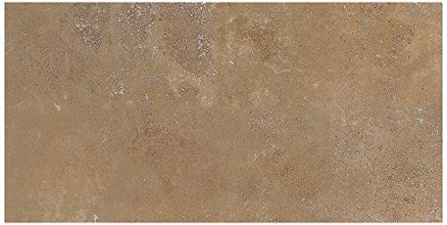 Dal-Tile T31112241U Travertine Tile Noce HONED 24 x 24