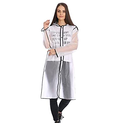 5225809a5c1ef Amazon.com  Botenvin Raincoat Ponchos for Adults