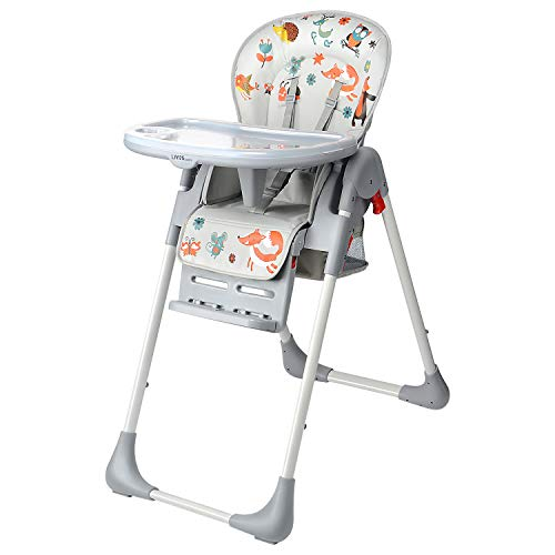 LIVINGbasicsTM Simple Fold Baby High Chair with Storage for sale  Delivered anywhere in Canada