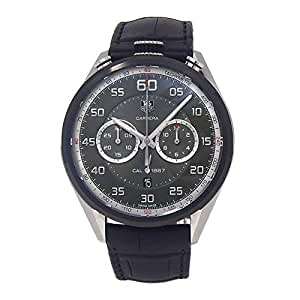 Tag Heuer Carrera Automatic-self-Wind Male Watch CAR2C12.FC6327 (Certified Pre-Owned)