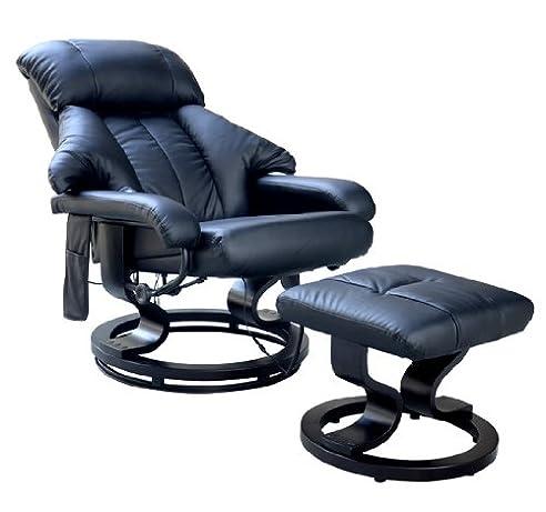 Stressless sessel schmal  Amazon.de: Massagesessel 10 Massage Punkte Relaxsessel ...
