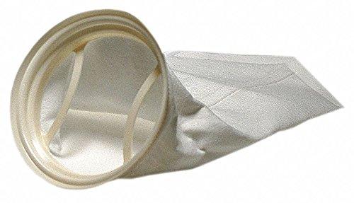 (Parker Hannifin - G2P50-Q - Felt Filter Bag, Polypropylene Material, 160 gpm Max. Flow, 50 Microns)