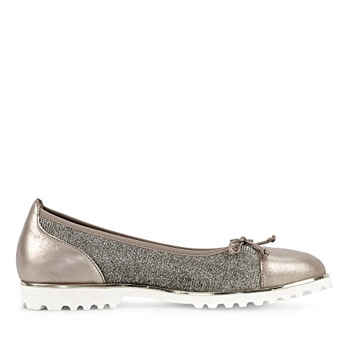 Femme Jollys Gabor Shoes Platino Shoes 62 Ballerines Gabor qtXWBdqTwU