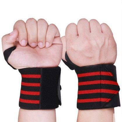 benbroo pulsera de levantamiento de pesas apoyo para el pulgar muñeca Supporter – Barra de mano