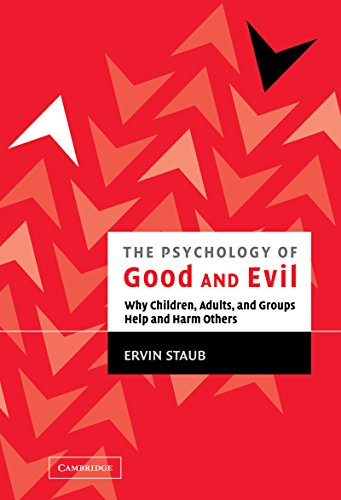 psychology of evil Contents 1 introduction and overview 1 arthur g miller i conceptual perspectives on good and evil 2 a situationist perspective on the psychology of evil: understanding how good people are transformed.