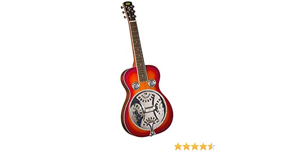 Regal RD-40S - Guitarra resonadora: Amazon.es: Instrumentos musicales