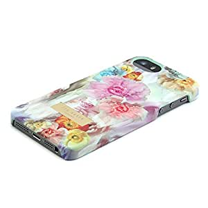 Ted Baker iPhone 5 / 5S Case Hard Shell - GRAC Sugar Sweet Floral - Retail Packaging - Multicolored