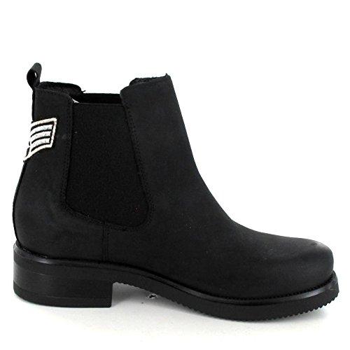Poelman Stiefelette schwarz, schwarz, schwarz, Farbe: Schwarz - 7f620b