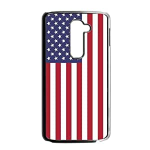 American Flag Flapping In The Wind On The Flower Group Iphone 6 plus 5.5 Case Cover Shell(Laser Technology)