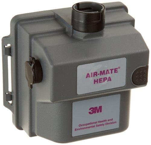 3M Air-Mate Powered Air Purifying Respirator(PAPR) Unit 520-03-63R01