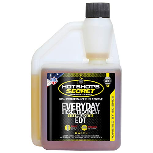 Hot Shot's Secret HSSEDT16ZS Diesel Fuel Additive, ()