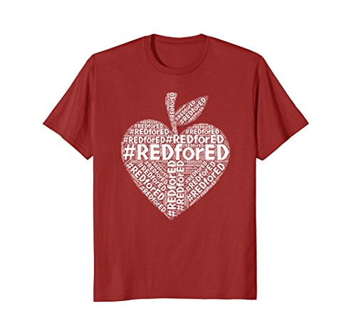 T-shirt Out Walk - Red for Ed #redfored Shirts Teacher Walkout Protest T-shirt