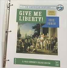 give me liberty eric foner pdf