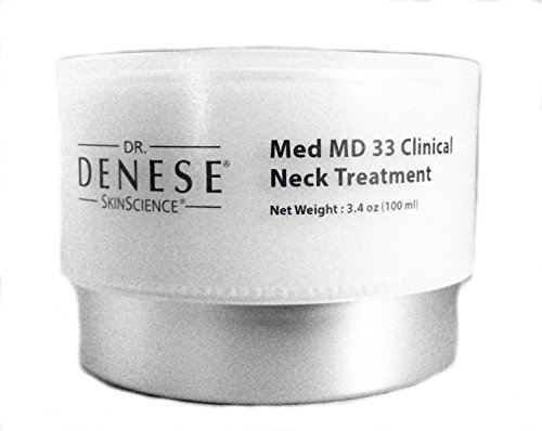 Dr. Denese Med MD 33 Clinical Neck Treatment: 3.4 oz.
