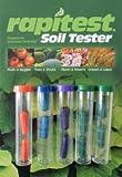 Selfcontrol / LU 1600 D 10 / Kit pour tester la qualité de la terre et du sol / 10 capsules: 4 fois pour le pH – 2 x pour les éléments nutritifs (azote, phosphore, potassium)