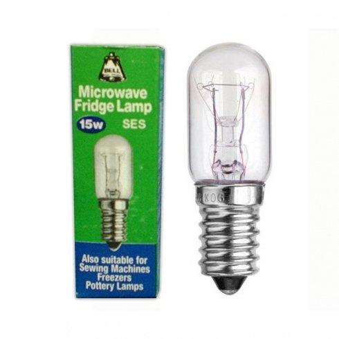 Campana de 15 W vatios ses e14 W para máquinas de coser industriales y las lámparas de cerámica: Amazon.es: Iluminación
