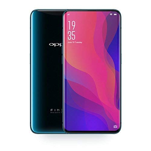 Oppo Find X 8GB+256GB Super VOOC 35minutes Full Charge 6.42