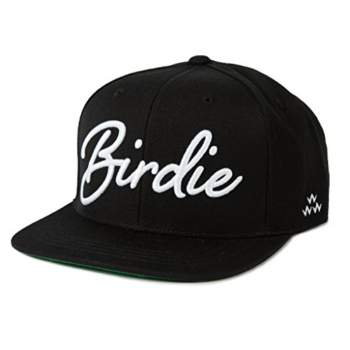 Birds of Condor Golf- Birdie 3D Embroidery Snapback Hat Condor Bird