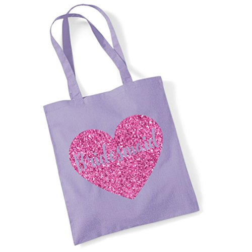 Hen Do Sinclair Wedding Tote Gift Party Lavender Edward Bridesmaid Bag Bag Bag BnWq00R