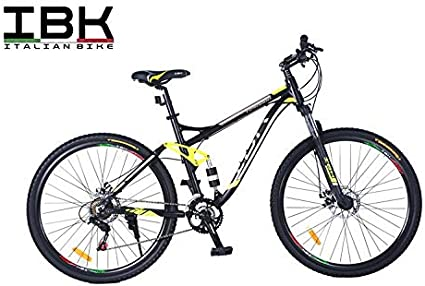 IBK de Bicicleta 29 Tornado Shimano 21 V Frenos de Disco: Amazon ...
