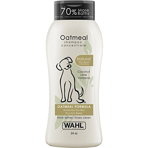Wahl  Natural Oatmeal Pet Shampoo #820004T