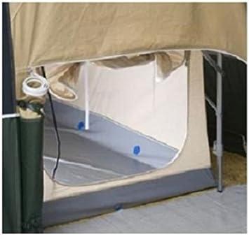 Cubeta de PVC de 1800x1050mm para suelo de remolque camping Compact