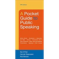 A Pocket Guide to Public Speaking Sprial-Bound Fifth Edition