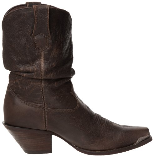 Durango Brown Boots RD3494 Womens Distressed Cowboy Sunset YaY8xrw