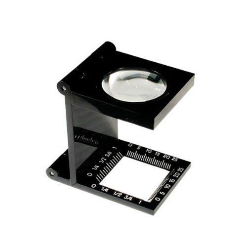 UltraOptix Linen Tester Loupe Magnifier (Linen Loupe)