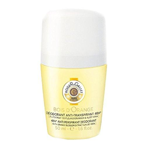 (Roger & Gallet Bois D' Orange 48H Anti Perspirant Deodorant Roll On, 1.6 Ounce)