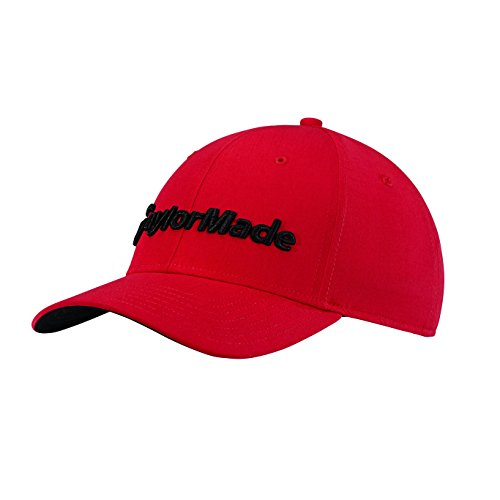 TaylorMade Golf 2018 Mens Performance Seeker Hat, Red, One Size