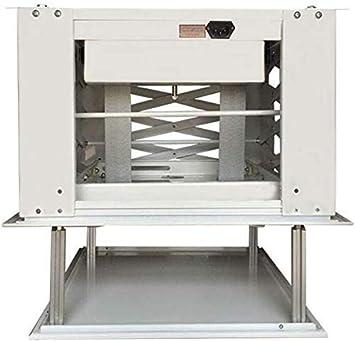 CGOLDENWALL - Soporte para proyector eléctrico con elevación de ...