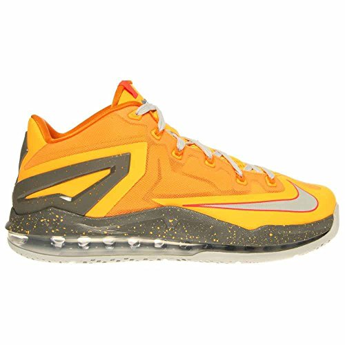 Nike Max Lebron Xi Low Orange