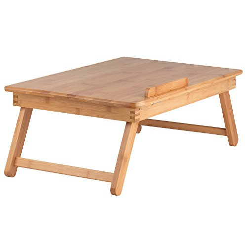 Winsome 80623 Baldwin Bed Tray, Natural